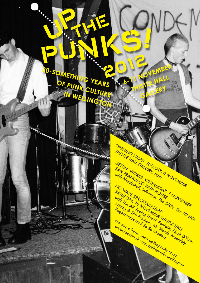 Up The Punks poster#2