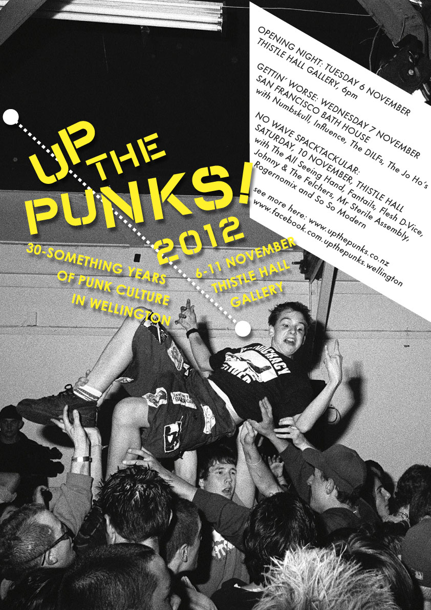 Up The Punks poster #6