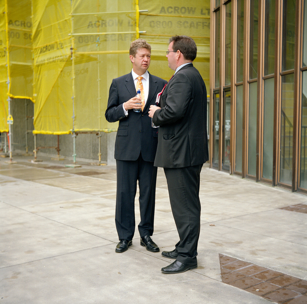 David Cunliffe and Grant Robertson., November 2008.