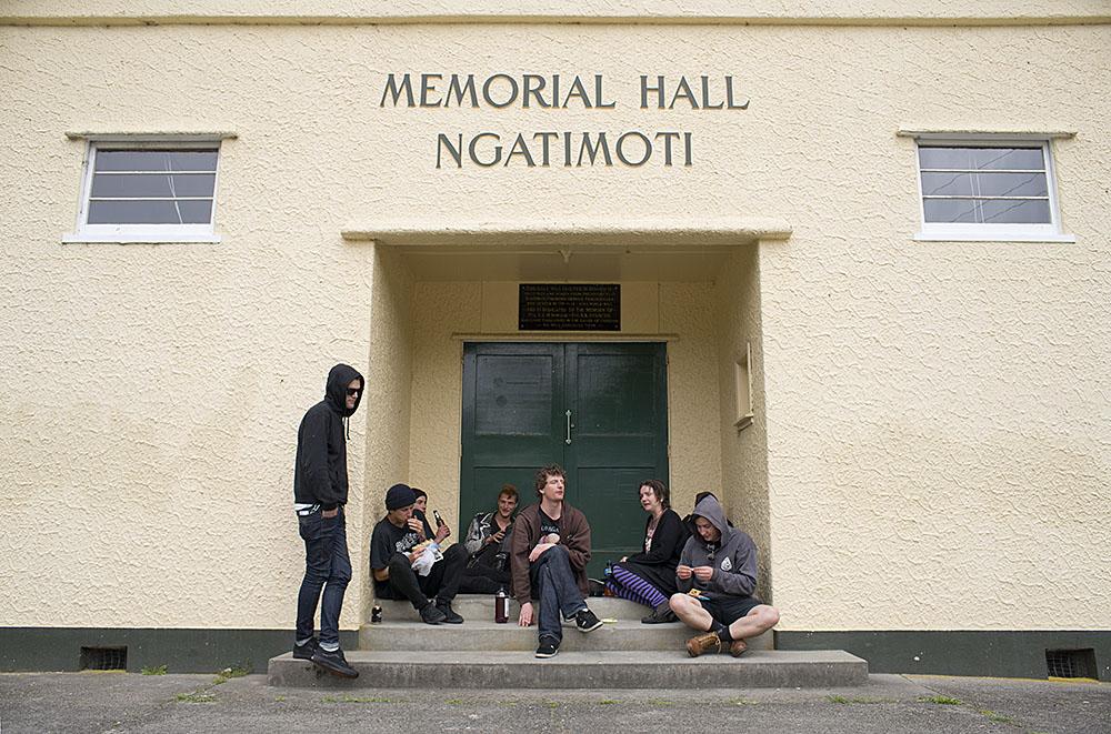 Ngatimoti Hall