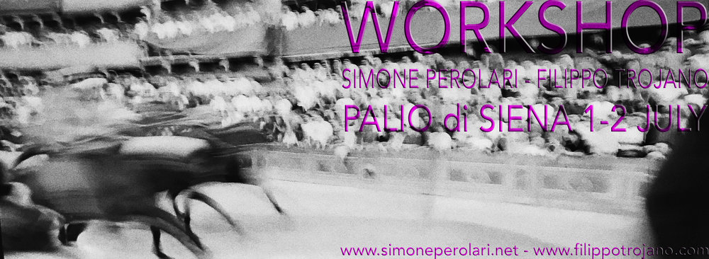 WORKSHOP Palio di Siena
