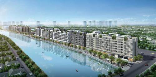 Shunde Lakeside Condominium by New Space Architects, Guangdong, China