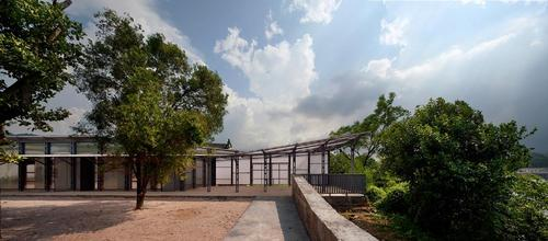 Xiuning Shuanglong Primary School by WSP Architects, Anhui, China