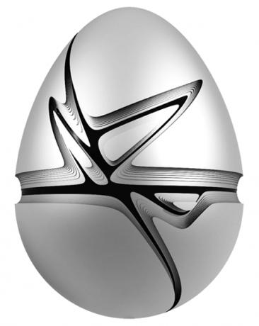 Easter Egg by Zaha Hadid