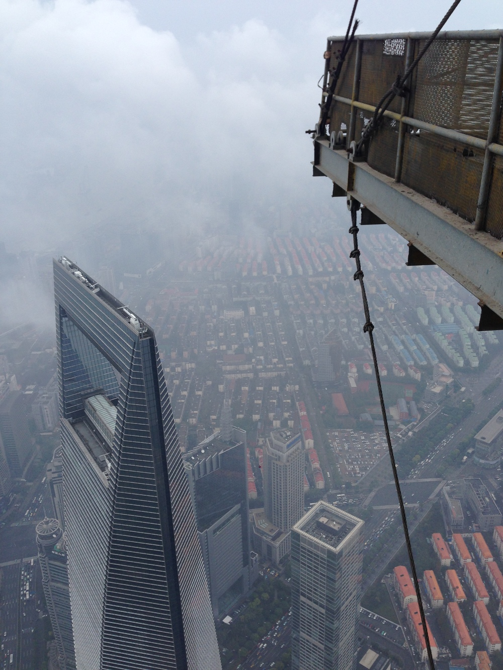 Above Pudong