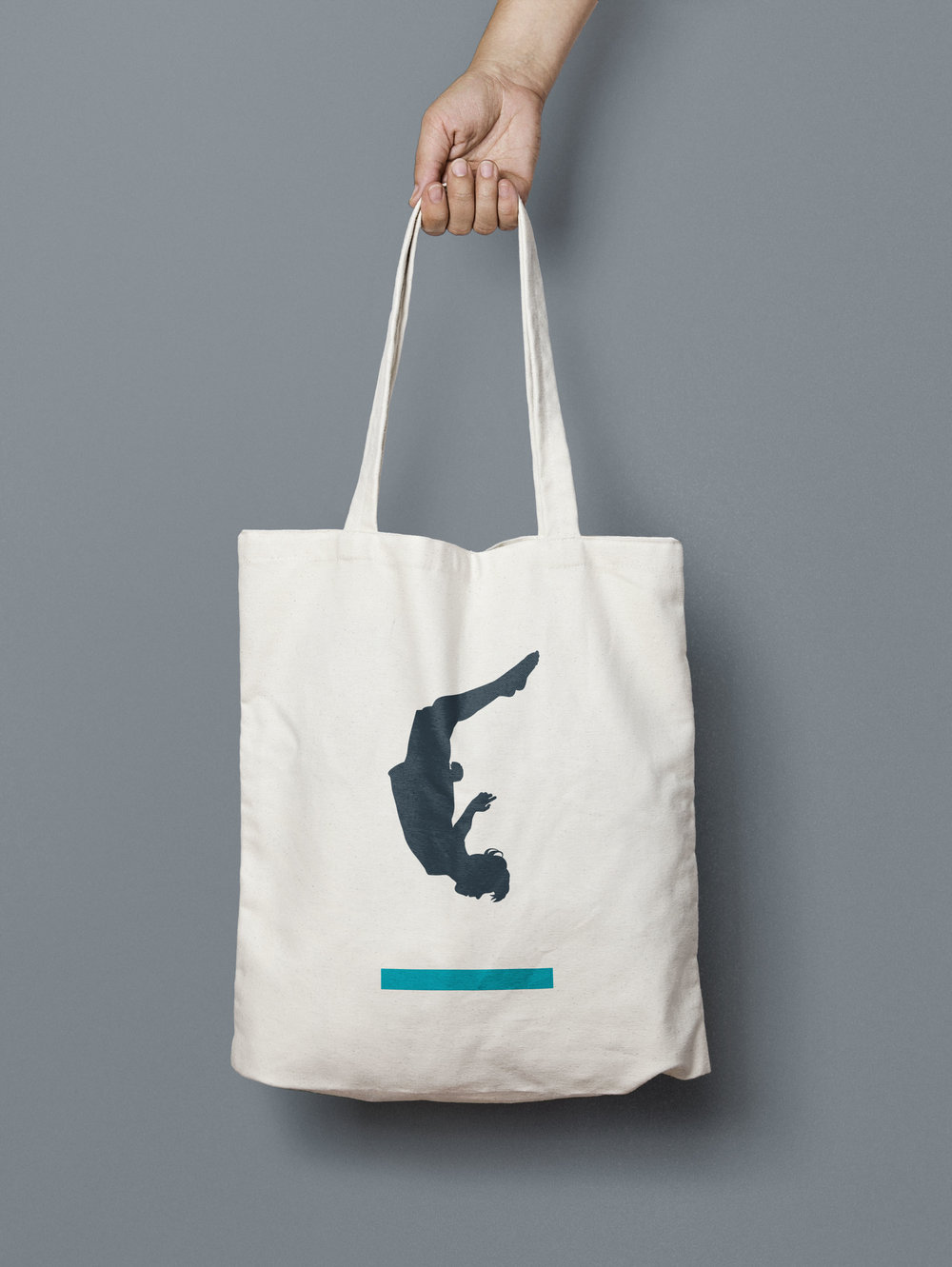 Flight Deck 53 tote bag – Design by Ian Whalley
