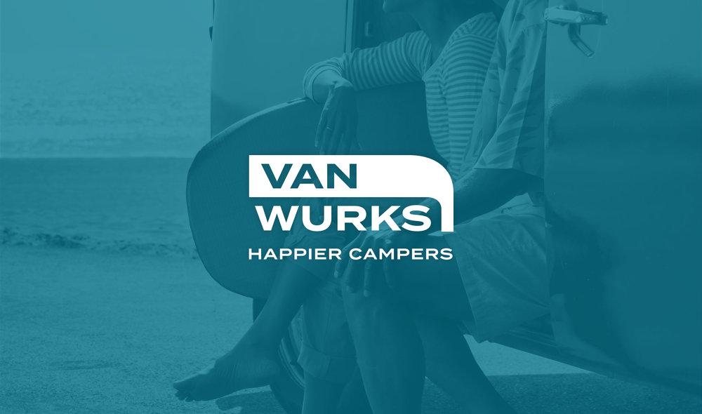 Van Wurks new brand identity