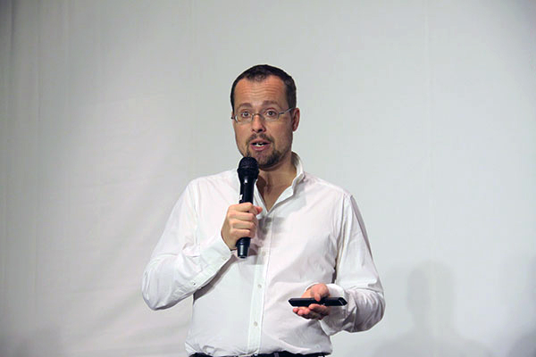 Guest speaker - Boris Wieser