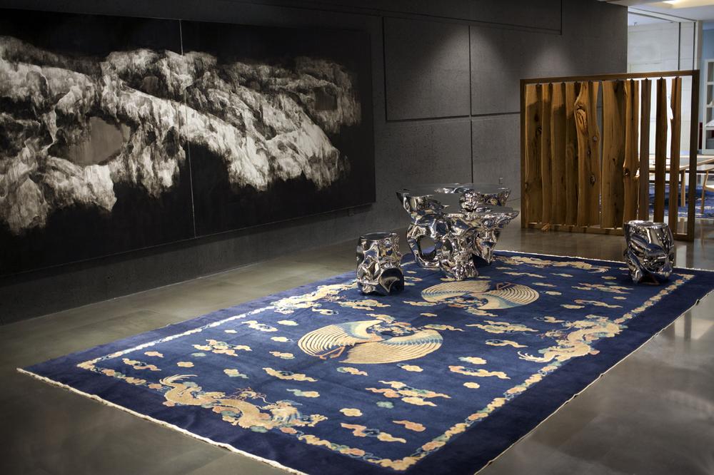 Exhibition At Domus Tiandi Beijing Wieser Amp Meindl