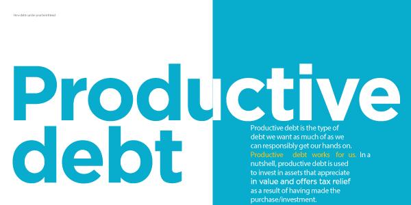 productive debt