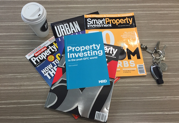 Property Investing coffee table book