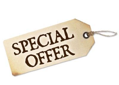 MRD Special Offer
