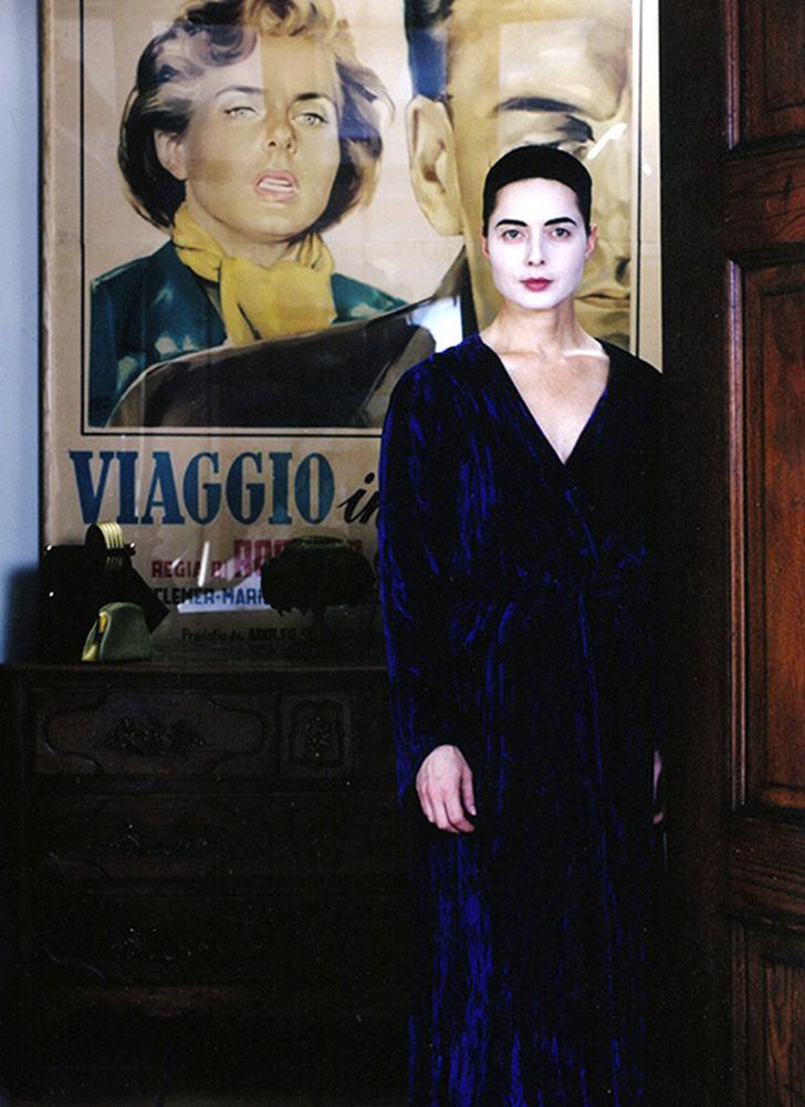 Portraits Oberto Gili