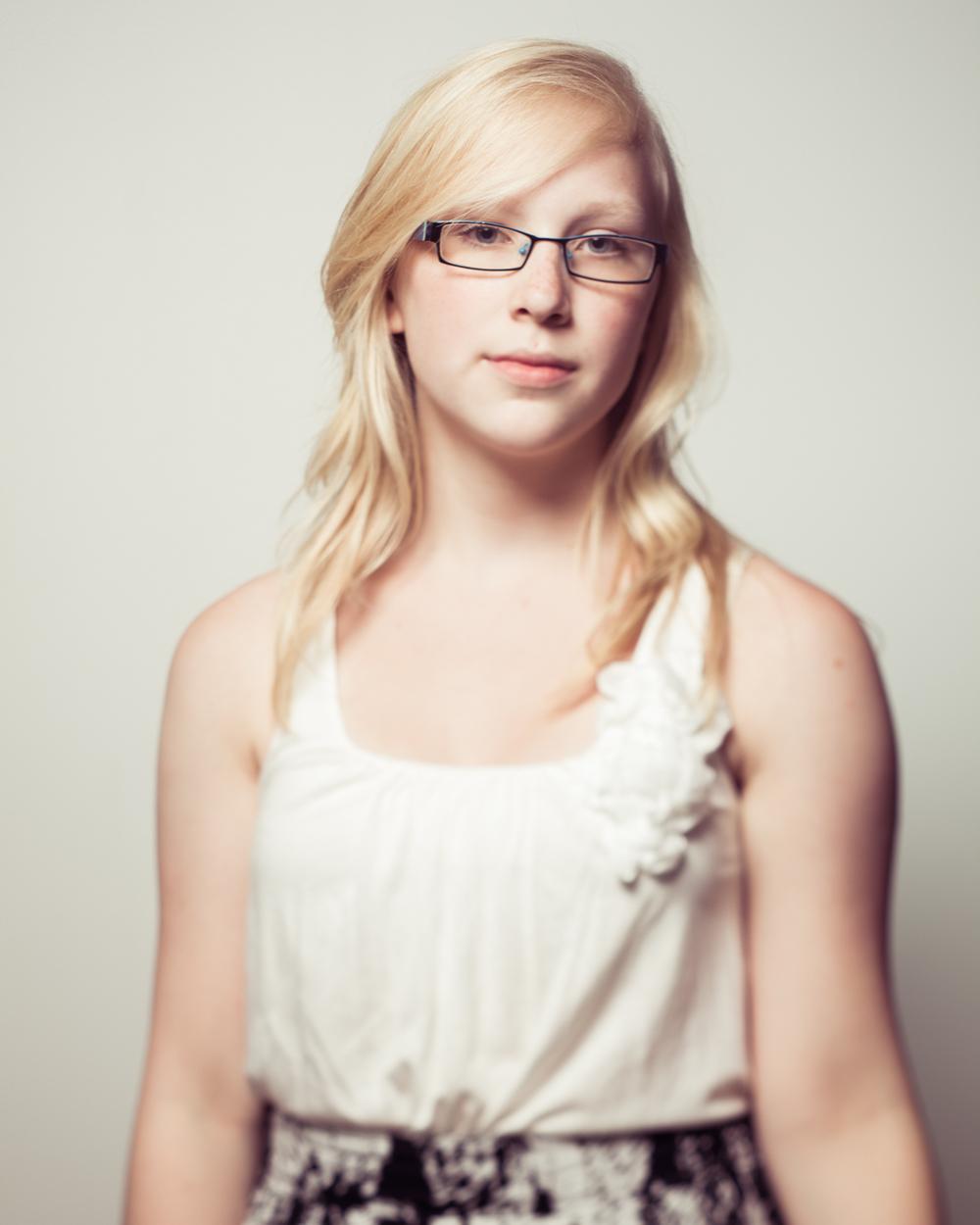Portrait - Girl