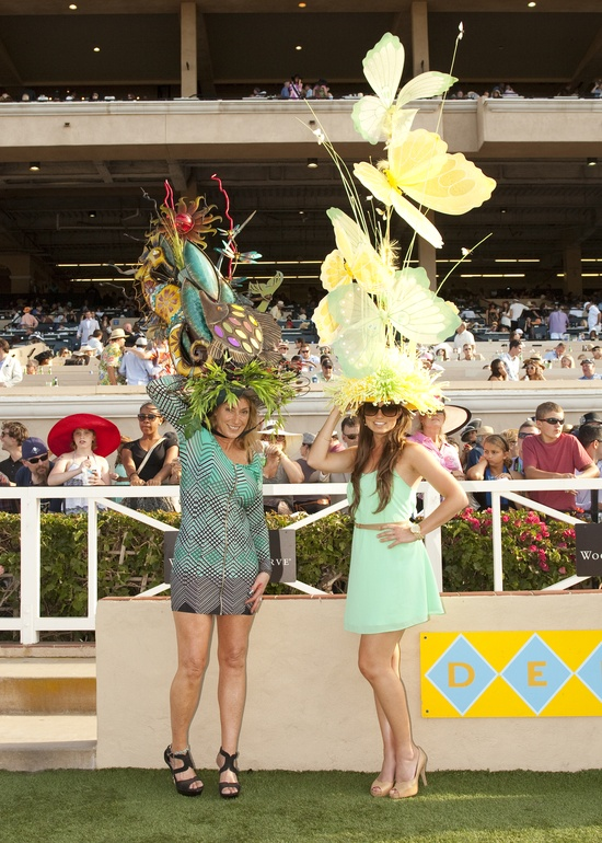 Del Mar Opening Day Hats.jpg