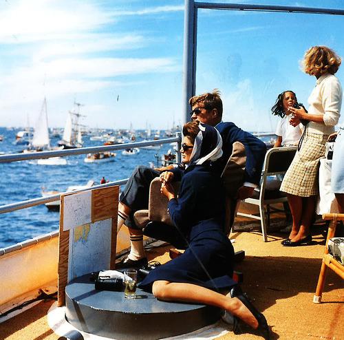 Jackie O JFK Yacht.jpg