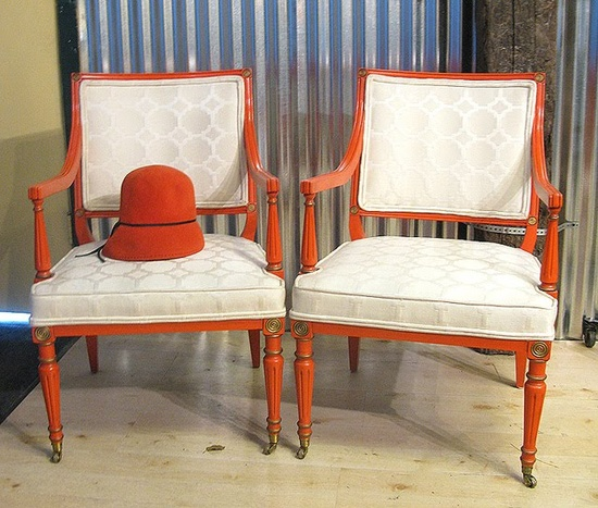 Hermes Orange Chairs.jpg