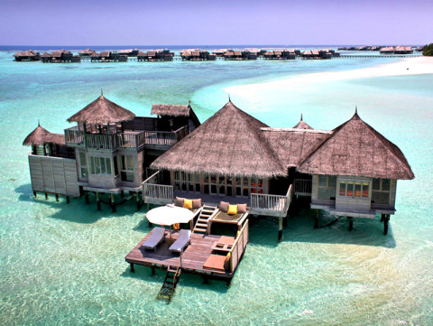 Soneva Gili by Six Senses in the Maldives