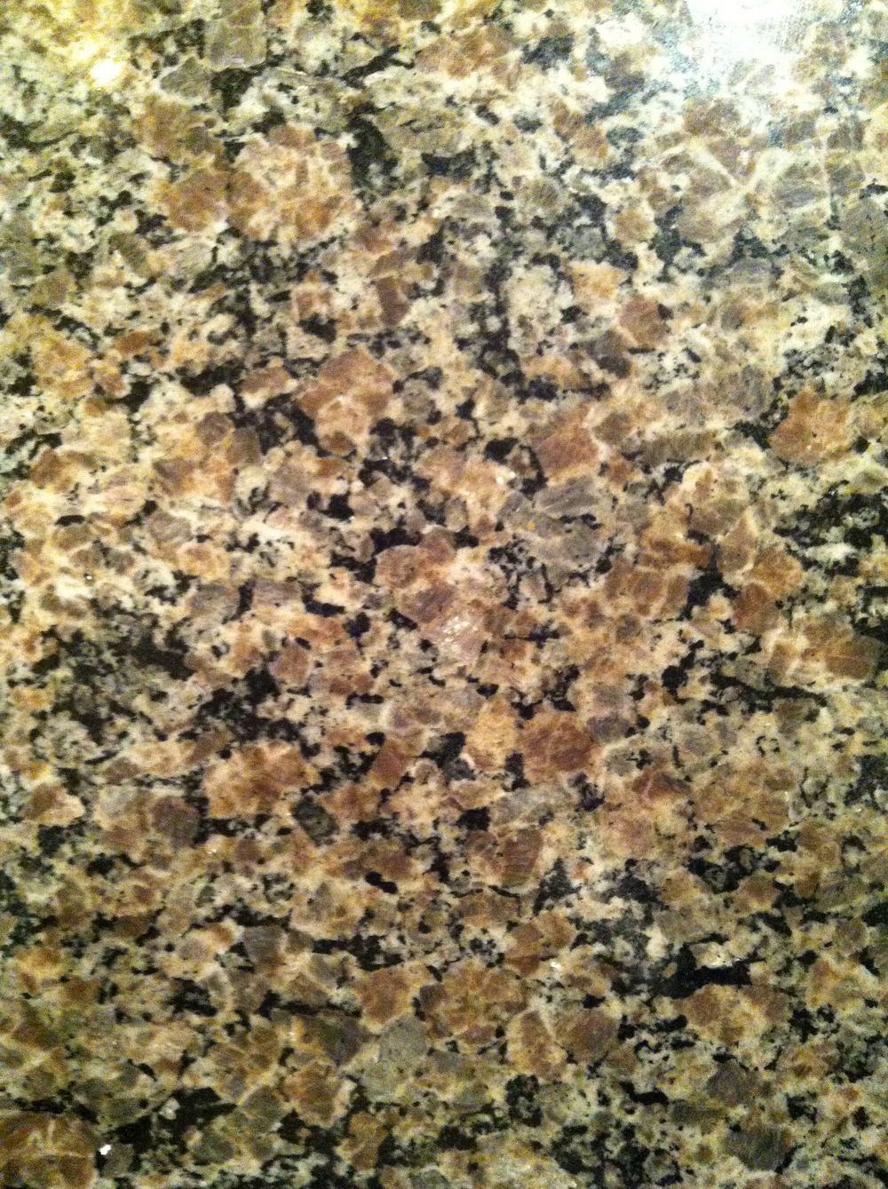 Black and Gray Granite Countertop.JPG