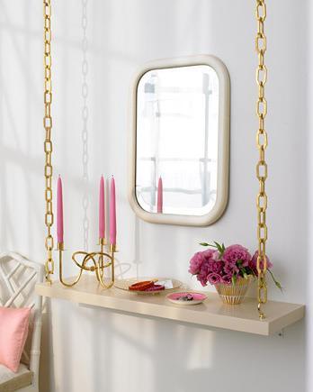 Gold Chain Hanging Shelf Martha Stewart.jpg