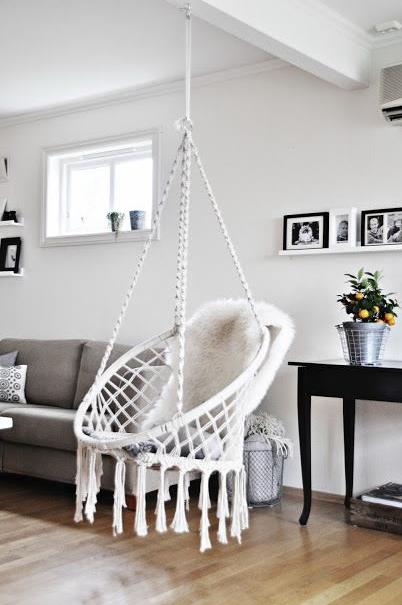 luxury bondi swing from and collections chair hammocks deene macrame hammock grande ivory cream swings chairs