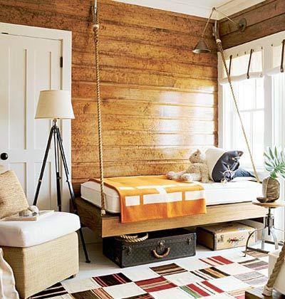 Orange Hermes Blanket Hanging Bed.jpg