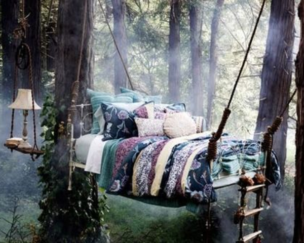 Enchanting Escape Suspended Outdoor Bed.jpg