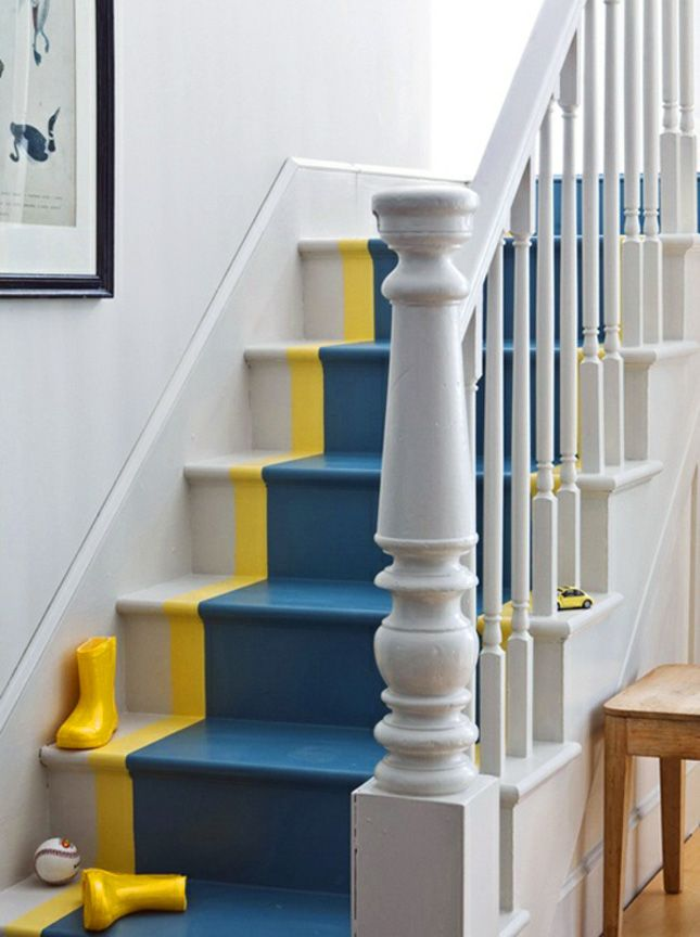 Blue and Yellow Stairs.jpg