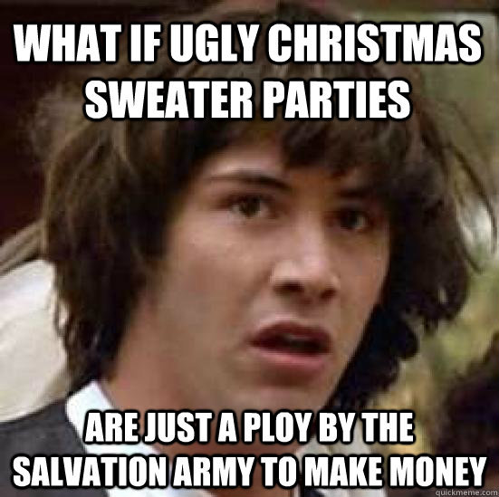 Ugly Sweater Meme 30