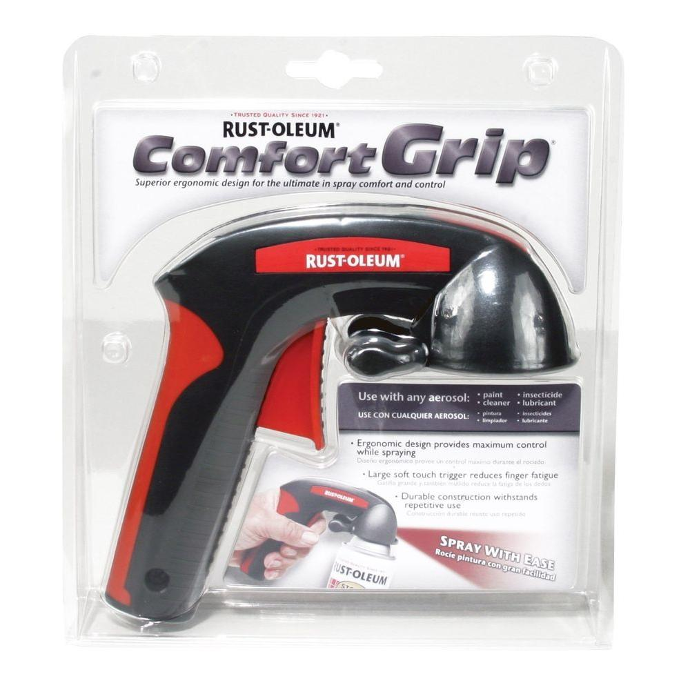 Home Depot Comfort Grip Spray Paint Tool Gun