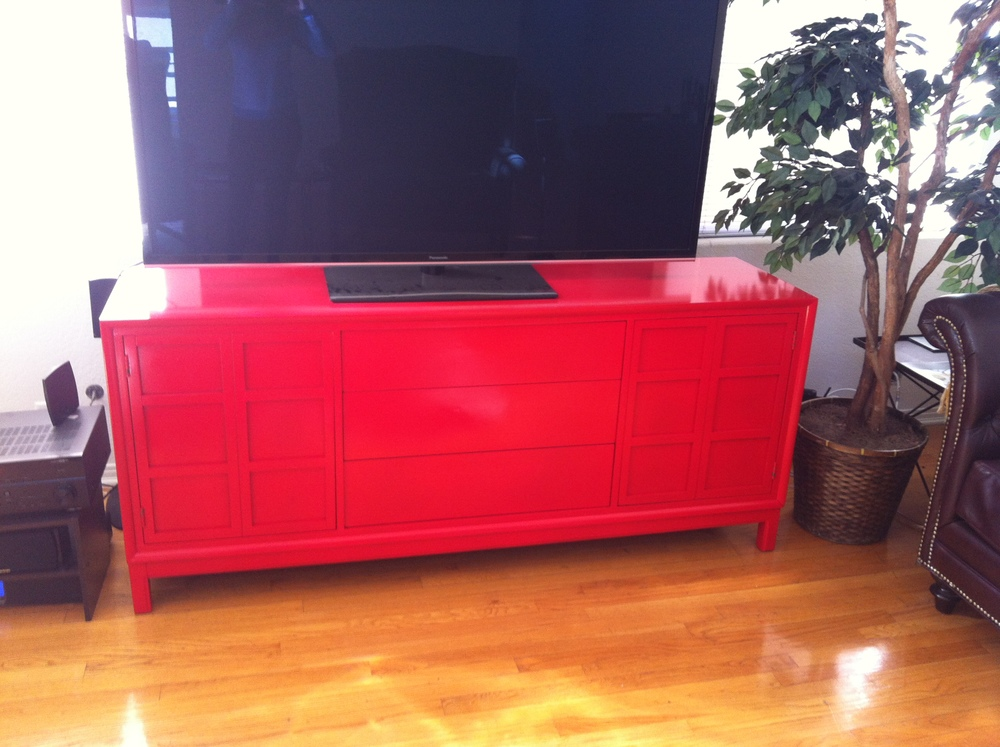 Glossy Red Entertainment Center.jpg