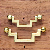Lee Valley Tansu Brass Box Gold Hardware