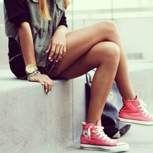 Girls Wearing Red Converse All Stars.jpg