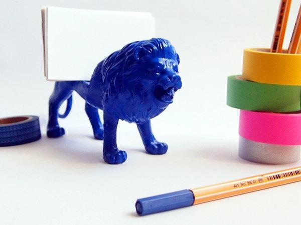 Lion business card holder.jpg