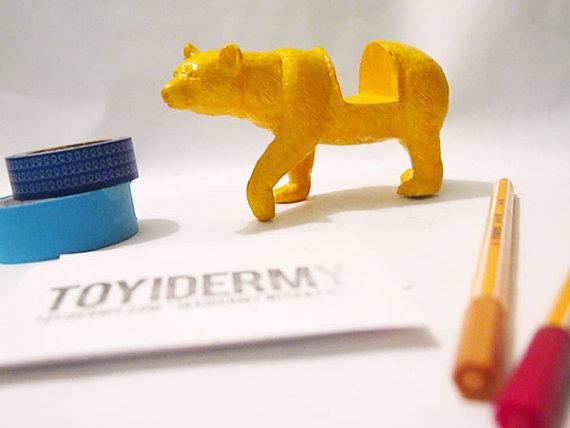 Bear Business Card Holder Toyidermy.jpg