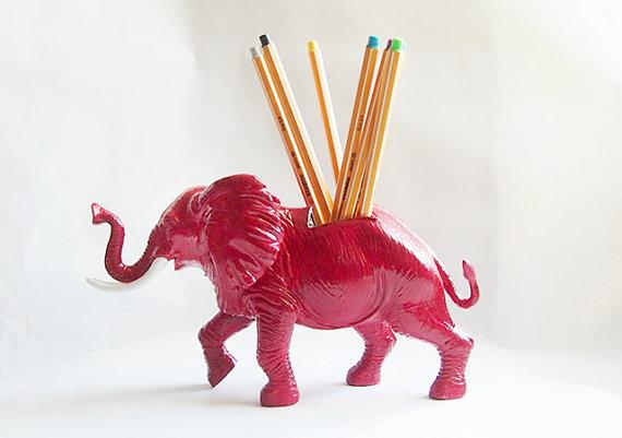 Jumbo Elephant Pencil Holder.jpg