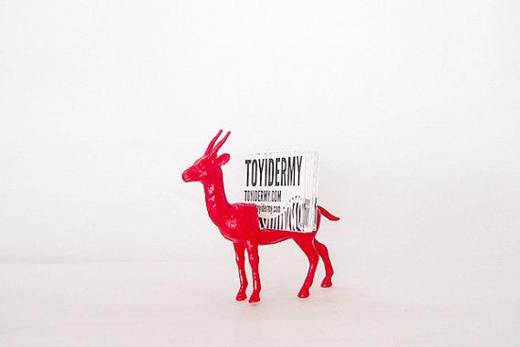 Antelope Toy Business Card Holder.jpg