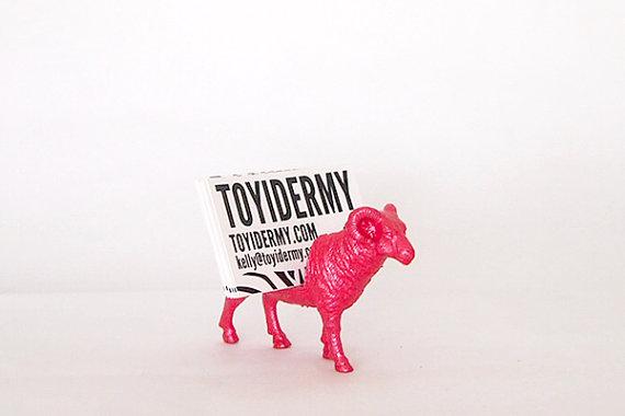 Ram Toy Business Card Holder.jpg