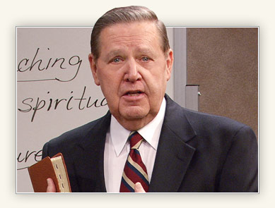 Courtesy of: LDS.org - picture of Elder J.R.Holland