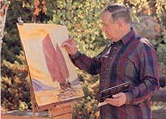 Elder Scott Painting