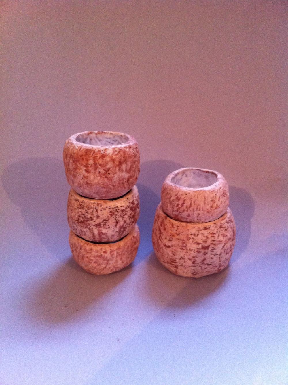 Stacking Pots - Joanne Mellor