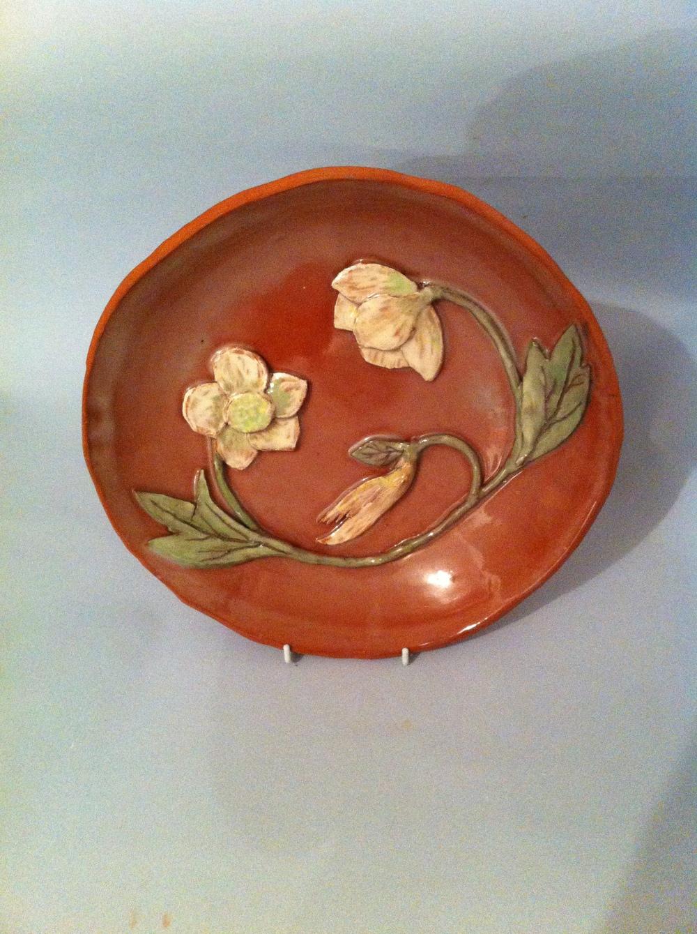 Platter - Margaret Tresize