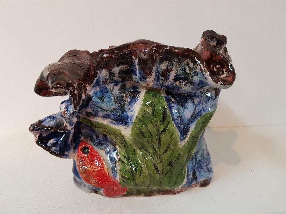 Vase - Norman Meddle