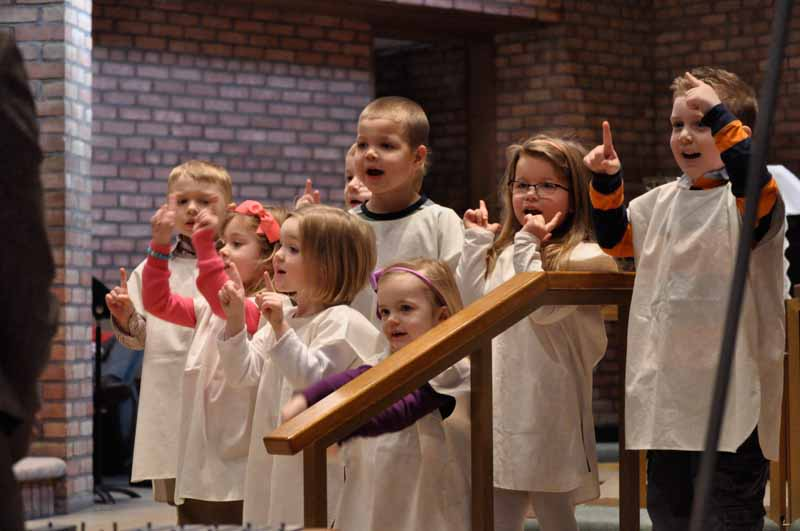 Alleluia Choir