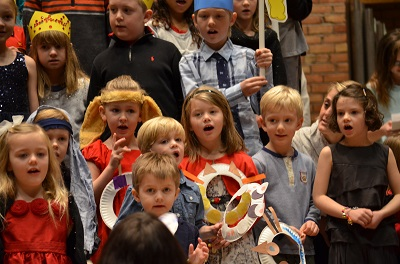 sunday school christmas program lutheran church of the good shepherd