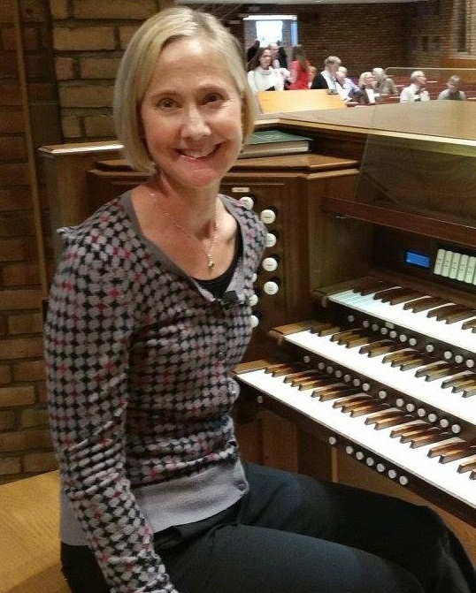 Sharon Vicic  Organist/Accompanist