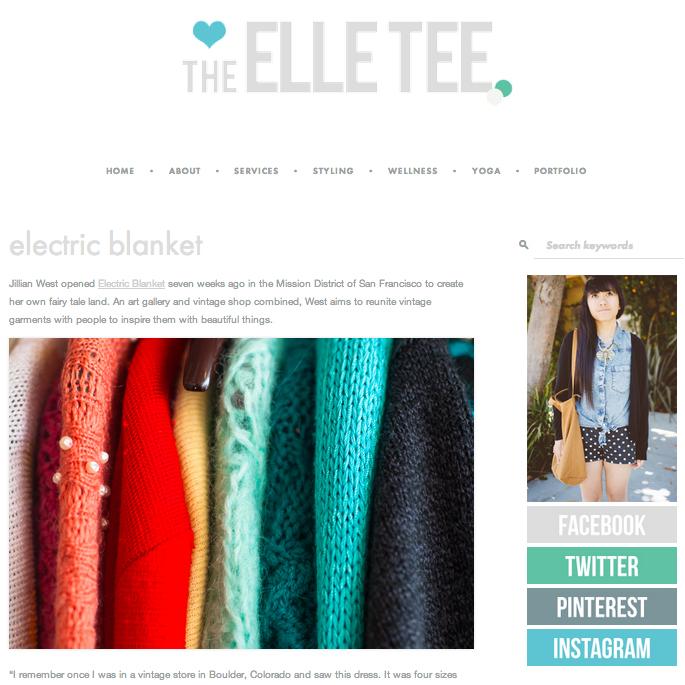 The Elle Tee