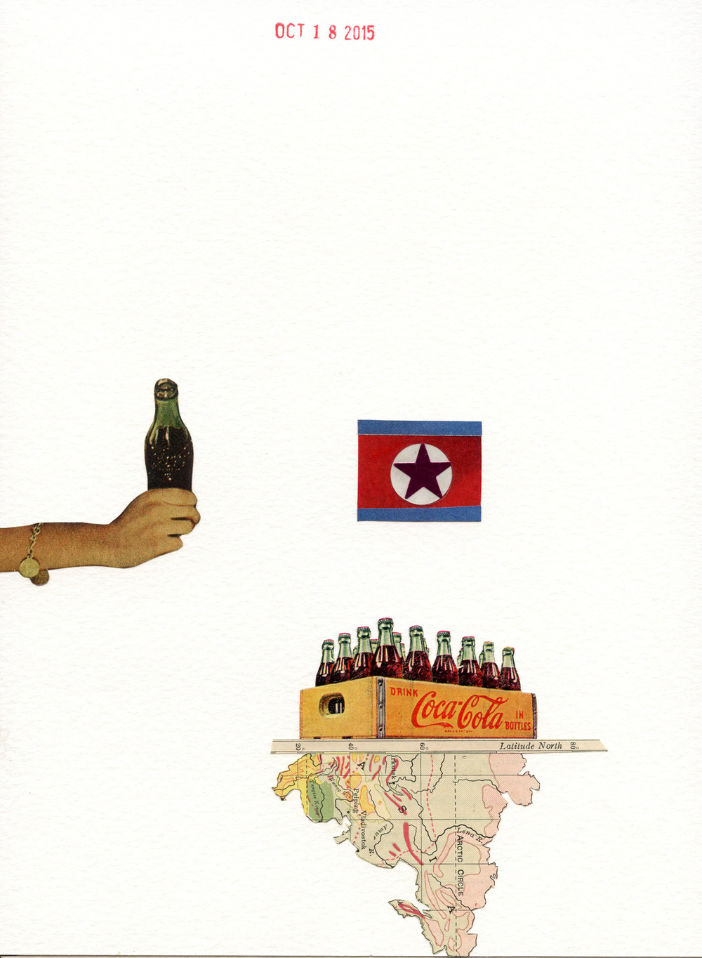 Serving Coke to North Koreans (15)