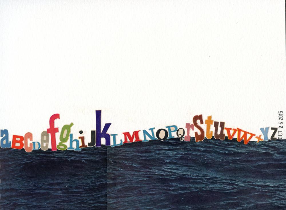 A Sea of Alphabet (22)