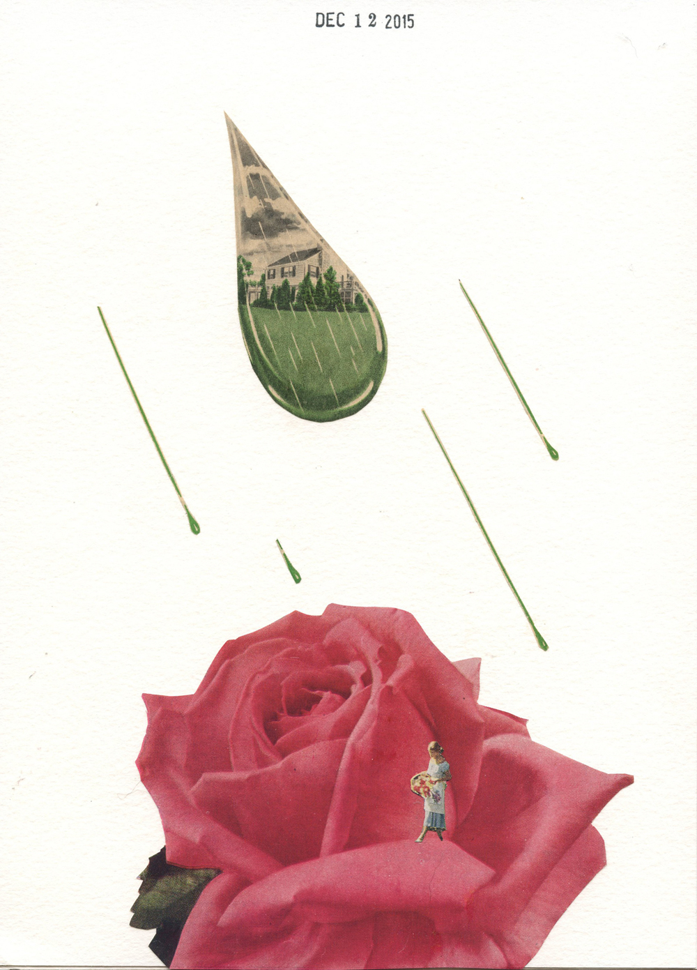 Rose Trimmings (70)
